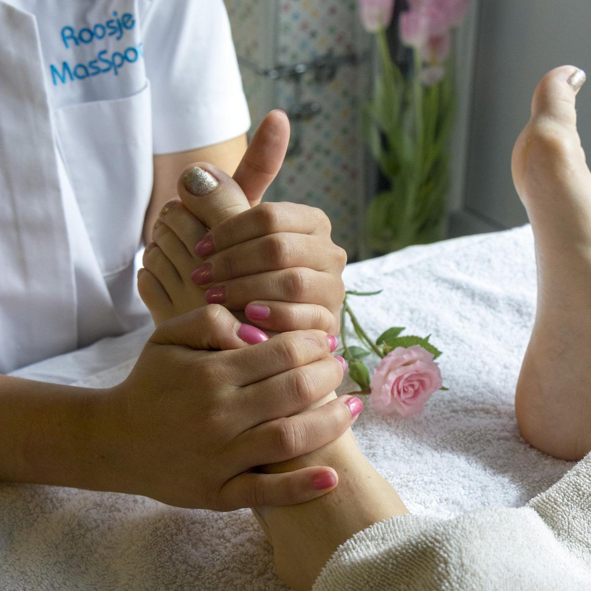 Pedicure behandeling
